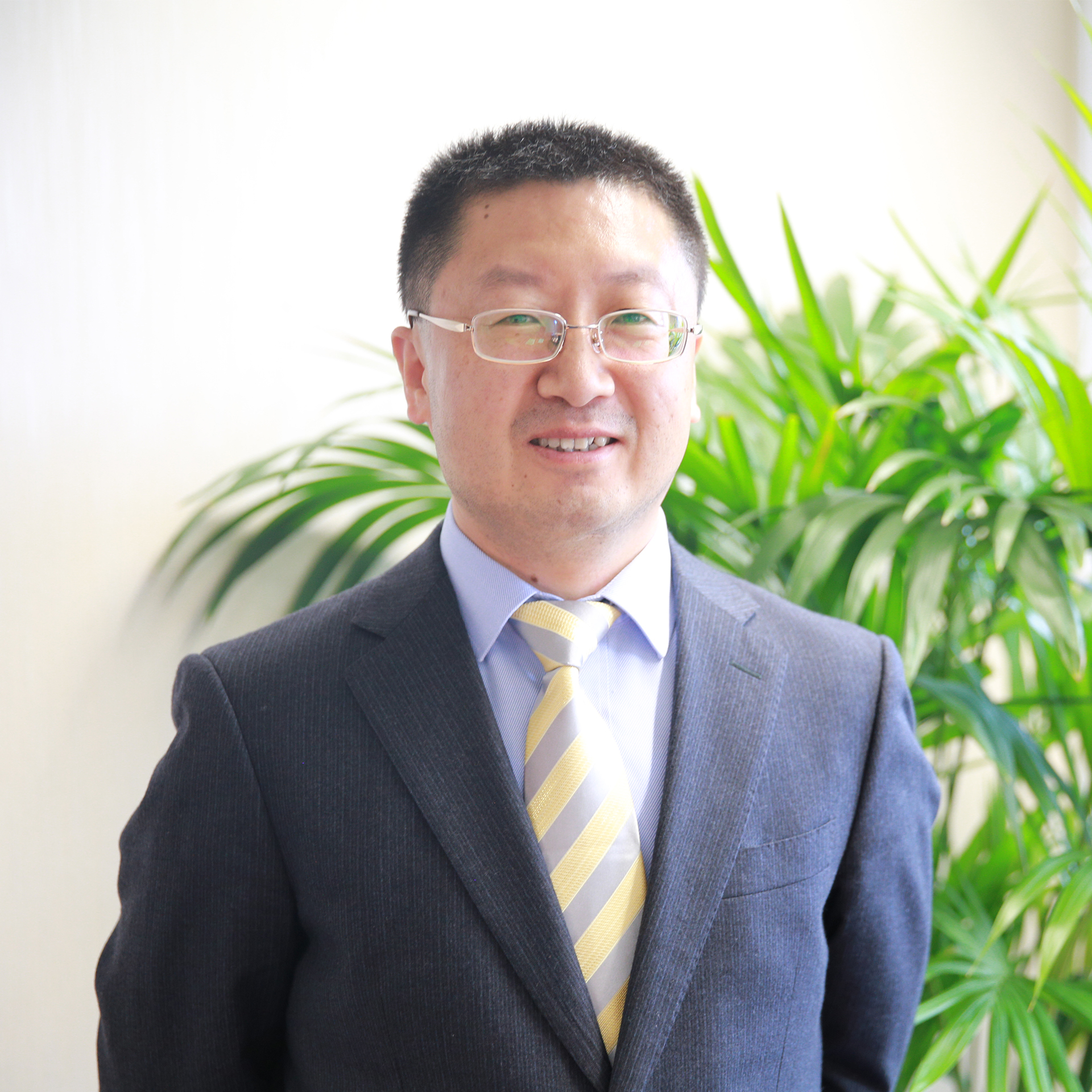 Hong Yang, General Manager Minmetals Germany, Duesseldorf