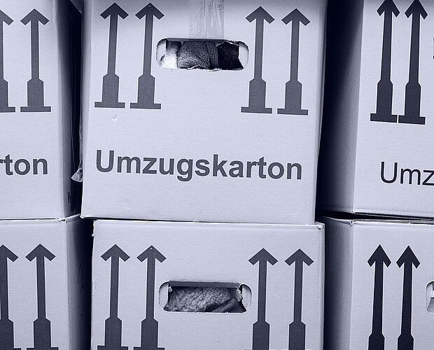 Umzug, Relocation