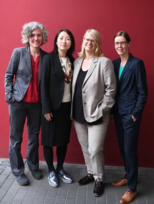 Das Team des China-Kompetenzrum Düsseldorf